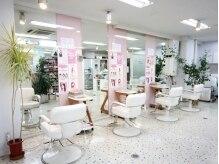 縮毛矯正専門店 マックメリー 東大宮店の雰囲気(大きすぎない、ほど良い広さの店内だから寛げます。)