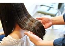 サークル(CIRCLE)の雰囲気(CIRCLEオリジナルコスメ縮毛矯正や酸熱トリートメントで髪質改善)