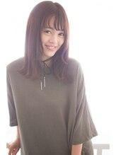 ノリコビューティ メンバーシップエコノミーサロン(NORIKO BEAUTY)ガーリーロブヘア
