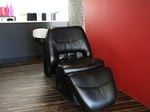 ヘアーサロン アールイー(Hair salon Re)の雰囲気(空間にこだわったシャンプーフロア。)