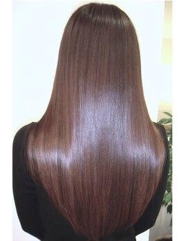 リプレイ(Replay)の写真/今まで満足いかなかった方や、くせ・ダメージで広がる髪もまとまりの良い髪質へ★[アシッドトリートメント]