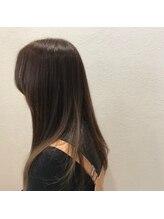 グラスヘアー(Grass Hair)ストレートロングヘア