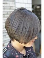 ヘアーデザイン キャンパス(hair design Campus)【アディクシーRカラー☆】シルバーベージュ♪