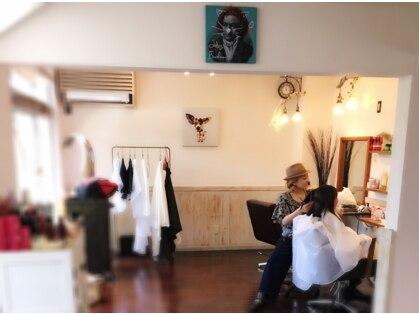 ノートヘアブランド(knoten hair brand)の写真