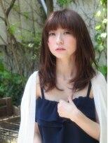 モニカ 横須賀中央店(Monica)♪抜け感セミディ♪【横須賀中央】