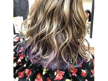 ヘアーリゾート ラ シック(hair resort La chiq)の写真