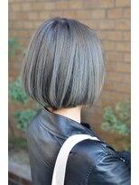 ヘアーデザイン キャンパス(hair design Campus)【イルミナRカラー】シルキーグレージュ