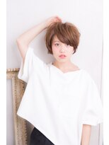 アリシアヘアー(ARISHIA hair)【ARISHIA hair 那珂】丸みショート 小顔 大人ボブ ♪