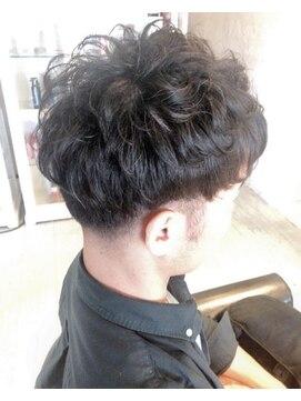 ヘアー アトリエ エゴン(hair atelier EGON)刈り上げショート
