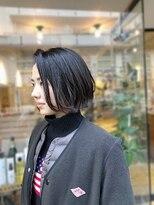 ビーチェ 渋谷(Bice)ニュアンスミニボブ【Bice渋谷】