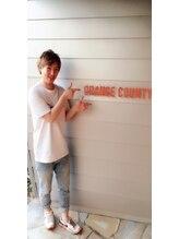 オレンジ カウンティ(ORANGE COUNTY)安田 利基