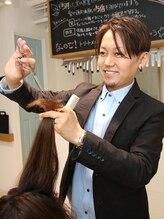 ヘアリゾート ルアーナ エルア(Hair Resort LUANA `elua)柳下 亮