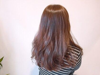 アフィニテ(Hair Design AFFINITE)の写真