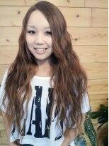 ヘアメイク オブジェ(hair make objet)夏ウェーブ