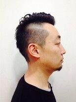 ポッシュ 門前仲町(HAIR&MAKE POSH)Men'sスタイル(パーマスタイル)