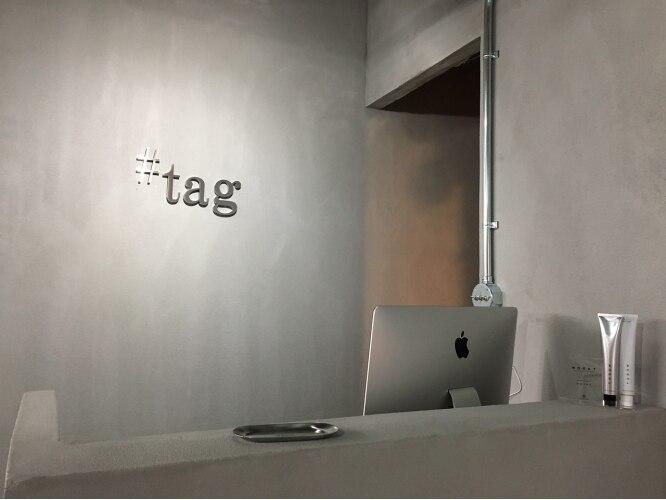 タグ(tag)の写真