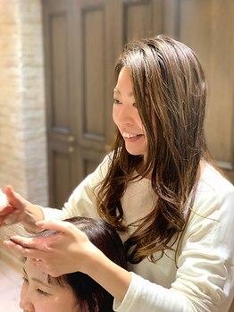 シャンティー 東戸塚店(Shanti)の写真/あなただけのstylistが最後まで丁寧なカウンセリング&必要性のある的確な会話でなりたいを実現できる!