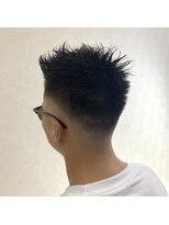 ネオヘアー 京成曳舟店(NEO Hair)スキンフェードショート