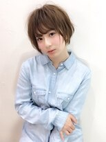エトネ ヘアーサロン 仙台駅前(eTONe hair salon)これはモテるショートボブ!