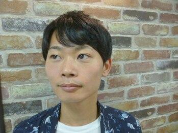 ヘアーサロン ふらっと(Hair Salon)の写真/メンズスタイルはここで決まり★実力派スタイリストの施術で、サロンスタイルが自宅でもキマる!