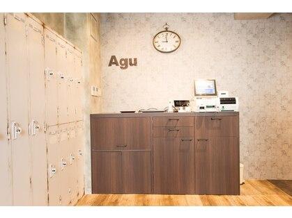 アグ ヘアー ルキナ 南越谷店(Agu hair lucina)の写真