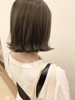 モッズヘア 仙台PARCO店(mod's hair)【志賀】切りっぱなしボブ