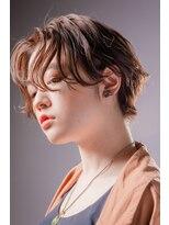 フラココ 神楽坂(hurakoko kagurazaka)【担当:森口】ニュアンスカールハンサムショートスタイル