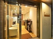 ローカス ヘアーサロン(LOCUS hair salon)の雰囲気(サロンは路面沿いにあるので、入りやすい雰囲気です◎)