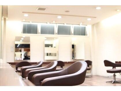 アート ヘアーライド 石山店(Art hair RIDE)の写真