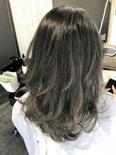 フィール ヘアー(feel hair)外国人風グラデーション☆