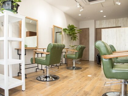 hair salon TReiS
