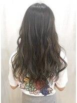 ソース ヘア アトリエ 京橋(Source hair atelier)【SOURCE】オリーブグレージュ