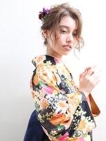 ネオリーブクアトロ 横浜西口店(Neolive quattro)卒業式 袴着付け メイク セットご予約受付中です♪