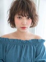 リー 神楽坂(Re-)ふんわりフェアリー×小顔☆大人かわいいマッシュショートボブ