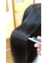 美容室 スキップ(Skip)美髪チャージ!サイエンスアクア 艶髪ロング