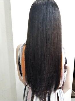 リンクス トウキョウ(LINKS TOKYO)の写真/【麻布十番駅徒歩2分】ダメージケアに徹底的なこだわりを持つLINKS。一歩先の髪質改善が体感できる!