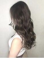 ソース ヘア アトリエ 京橋(Source hair atelier)【SOURCE】パールグレージュ