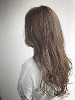ヘアメイク オブジェ(hair make objet)やわふわロング