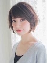 オジコ(ojiko)☆月曜営業☆【ojiko.】大人可愛いショートボブ