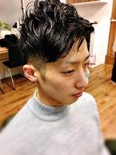 ヘアーメイク ヤマカワ(HAIR MAKE YAMAKAWA)クラッシック×2ブロック