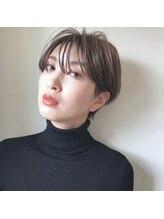 ディスカバード(Discovered)透かし前髪+GRAY