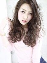 ルノン シェリー(LUNON cheliy)【LUNON cheliy】☆フレンチカラー×ルーズウェーブロング☆