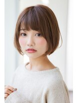 ジョエミバイアンアミ(joemi by Un ami)【joemi】小顔効果のある丸み愛されショート(小倉太郎)