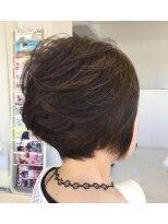 オペラ ヘアー(opera hair)ショートスタイル
