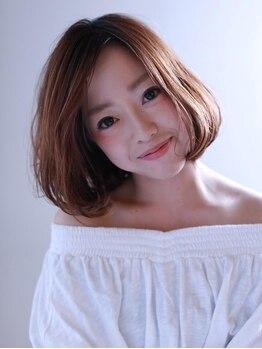 マズロ(maslow)の写真/【ショートカットはココで決まり☆】一人ひとりの髪質に応じて、女性らしいフォルムを再現します☆