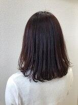 アドゥーヘア ヴィス(A do hair vis)ミディアムボブ