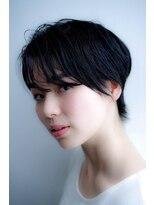《hair make No.8》大人 ハンサムショート・担当中村
