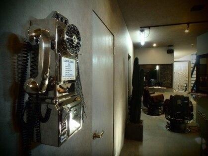 ヘアアンドリラックスケアレーベル 島田店(CARE LABEL)の写真