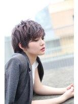 レンジシアオヤマ(RENJISHI AOYAMA)小顔マッシュウルフ 【池田 涼平】