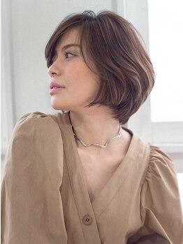 シェノン 梅田(CHAINON)の写真/技術・接客・空間全て妥協なし☆ハリコシを与えツヤのある美髪に♪女性が何度でも通いたくなるサロン…♪